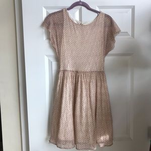 Anthropologie party dress